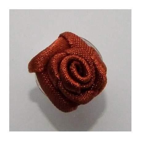 Haarbloem herfstbruin 1,5 cm