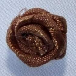 Haarbloem cappuccino 1,5 cm
