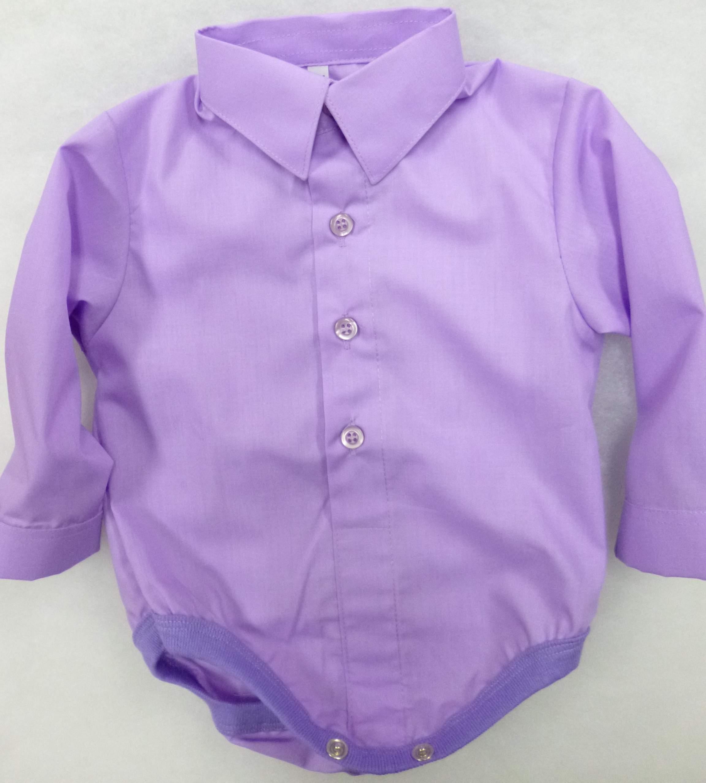 baby overhemd romper