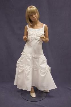 Bruidsmeisjes jurk Vlinder