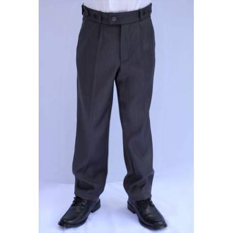Jongenspantalon grijs