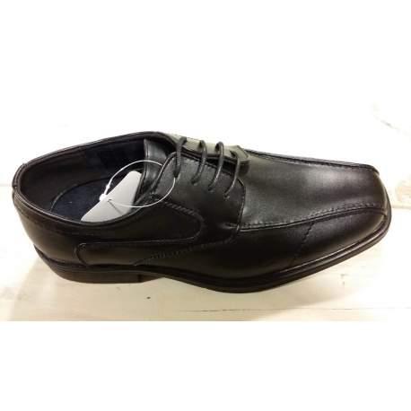 Zwarte jongens heren schoen