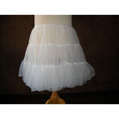 Meisjes petticoat
