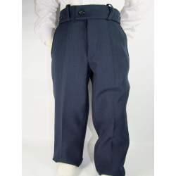 Blauwe jongenspantalon
