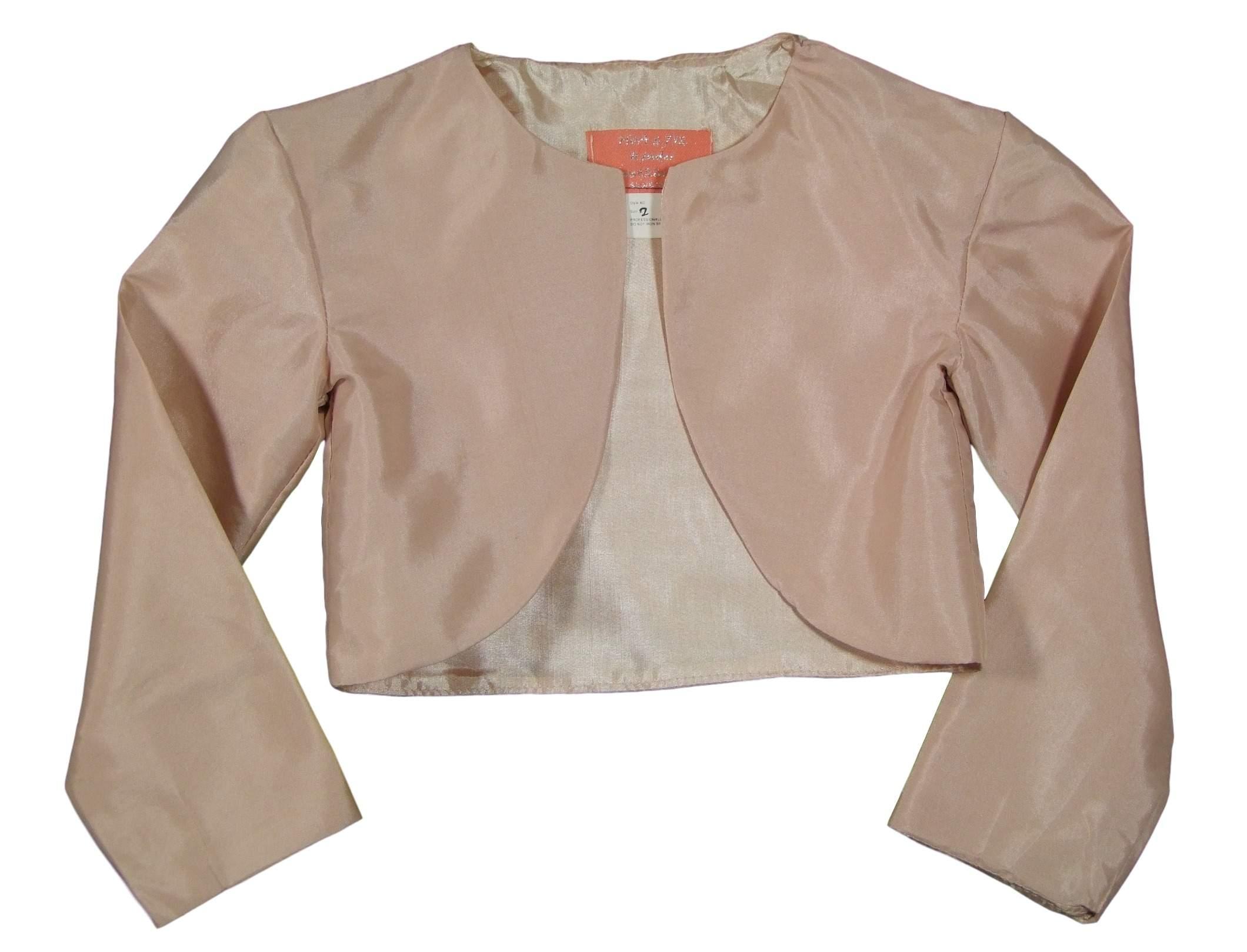 Kinder bolero's en jasjes voor meisjes - Humpiedump