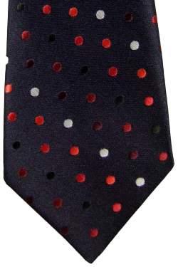 Baby stropdas donkerblauw