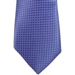 Korenblauwe stropdas 27 cm.