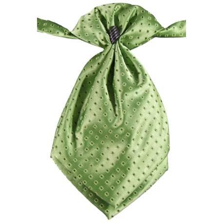 Plastron groen