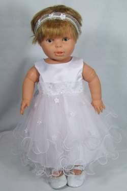 Babyjurkje Bibi wit