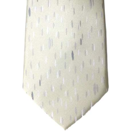 jongens stropdas junior licht beige